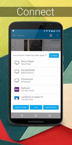 LocalCast for Chromecast Beta v5.21.2.14 [Pro]   LocalCast for Chromecast Beta v5.21.2.14 [Pro]Requirements:4.1Overview:LocalCast is the number one casting solution on Android with over 4000000 users!  Send videos music or pictures  FROMyour phone or tablet NAS (DLNA/UPnP or Samba) Google Drive Google Dropbox or a webpage  TOa Chromecast Roku Nexus Player Apple TV Amazon Fire TV or Stick Sony Bravia Samsung LG Panasonic and other SmartTVs Sonos Xbox 360 Xbox One or other DLNA Devices…