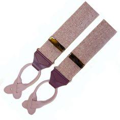 Albert Thurston Traditional English Braces for Gentlemen
