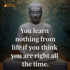 Be open minded and learn from others.