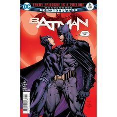 """Batman #24 SECOND print. The first print is missing the """"Marry Me"""" caption which makes this one such a great gift for """"the one""""!"""
