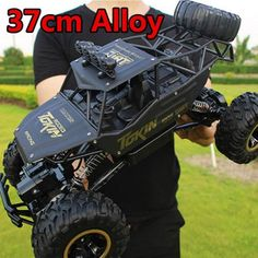 RC Car Remote Control High Speed Vehicle Electric RC Toys Monster Truck Buggy Off-Road Toys Kids Suprise Gifts Rc Car Remote, Remote Control Cars, 4x4, Carros Rc, Car Best, Hors Route, Radios, Rc Rock Crawler, Off Road Racing