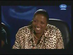 Funny SA IDOL in 2009 auditions