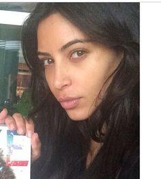 Gorge Kardashian Girls, Kyle Jenner, Kim And Kanye, Selfie, Instagram Posts, Beauty, Kylie Jenner, Beauty Illustration, Selfies