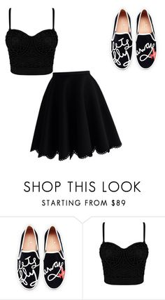 """""""Untitled #118"""" by larissa-gws on Polyvore featuring Kate Spade and Chicwish"""
