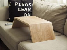 Plywood Lap Desk by OakandHammer on Etsy                                                                                                                                                                                 More