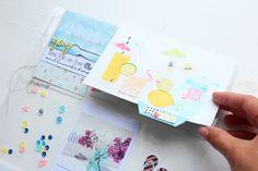 neuer Beitrag für die Project Life Inspirationsgalerie - Scrap Sweet Scrap