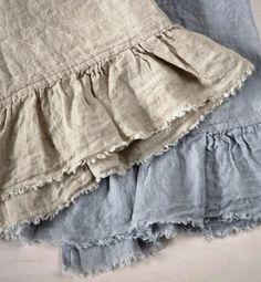 Linen Bath Towels