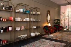 A Shampoo-Testing Salon Is Here