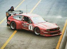 mostly cars, mostly alfas († Alfa Bertone, Alfa Gta, Alfa Romeo Gtv6, Alfa Romeo Cars, Gt Cars, Race Cars, Le Mans, Gt V, Pretty Cars