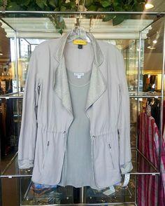 #StJohn Jacket | Size P | $478! Call for more info (781)449-2500. #FreeShipping #ShopConsignment  #ClosetExchangeNeedham #ShopLocal #DesignerDeals #Resale #Luxury #Thrift #Fashionista