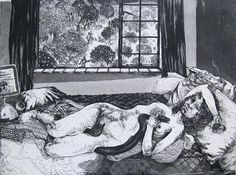 After Eden Diane Victor Hardground, softground aquatint Human Zoo, Fun At Work, Figure Drawing, Figurative Art, Dark Side, Art Sketches, Printmaking, Rose, Witches