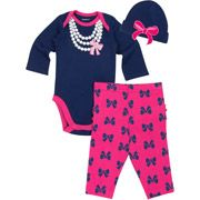 baby girl clothes walmart - Google Search