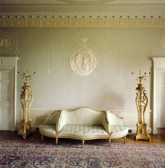 The Drawing Room at Ardress House, Co Armagh, Northern Ireland Image details | National Trust Images