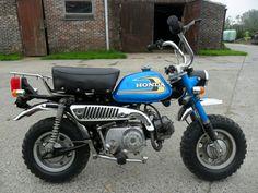 Mijn Honda Monkey Z50J1