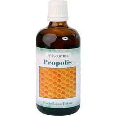 Propolis Essenz Propolis, Hot Sauce Bottles, Evolution, Incense, Health And Wellbeing, Complete Nutrition