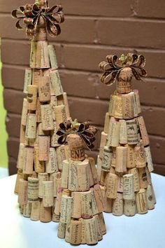 20 Brilliant DIY Wine Cork Craft Projects for Christmas Deco.- 20 Brilliant DIY Wine Cork Craft Projects for Christmas Decoration 20 Brilliant DIY Wine Cork Craft Projects for Christmas Decoration - Diy Christmas Ornaments, Christmas Projects, Holiday Crafts, Christmas Decorations, Snowman Ornaments, Wine Cork Christmas Trees, Cork Ornaments, Xmas Trees, Christmas Clipart