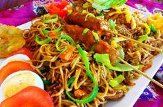 Surinaams eten/Surinam food
