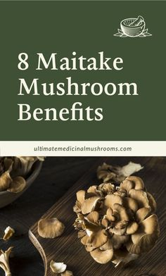 """Maitake Mushrooms or """"dancing mushroom"""" in Japanese, is one of the mushroom varieties that's super tasty and goes well with a variety of recipes. Plus, like all medicinal mushrooms, it's extremely nutritious! To get to know more about it, check out these 8 benefits of Maitake Mushrooms that will make you love them even more. 