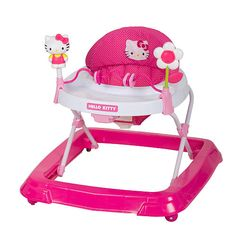 Baby Trend Walker - Hello Kitty