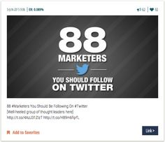 Using Little Bird influencer ID and network analysis software, Jay Baer charts and ranks the 88 marketers he's recommended on his Jay Today podcast. Twitter For Business, Business Profile, Pinterest For Business, Social Business, Content Marketing Strategy, Social Media Marketing, Digital Marketing, Twitter Tips, Social Networks