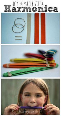 Yaratıcı Projeler: Stick Art