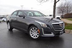 2015 Cadillac CTS for sale at Gary Lang Cadillac in McHenry, IL