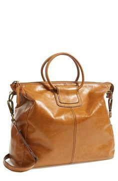 Hobo 'Sheila' Satchel available at #Nordstrom. I got this one in peacock!