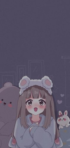 Pin by Maria Tab on Pastel & Kawaii in 2021 | Cute panda wallpaper, Anime wallpaper, Anime wallpaper … in 2021 | Cute anime wallpaper, Cute panda wallpaper, Anime wallpaper
