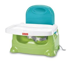$24.99-$24.99 Baby The Healthy Care Booster offers a great functional seat for baby to scoot up to the table and eat with the family. The tray adusts to baby's tummy, plus the tray can go right into the dishwasher after meals to sanitize. The seat features 2 straps that allow it to fit securely on most dining room chairs. It has smooth surfaces for easy cleaning, and best of all, it nests for on ...