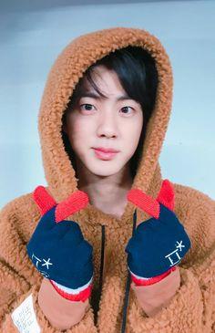 Jin | Twitter Update ♡