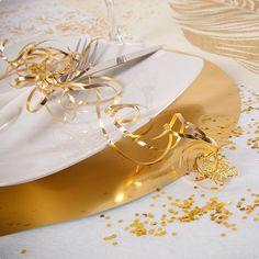 Metallic Geschenkband 25 m - erhältlich in gold, silber und rot #Geschenkverpackung