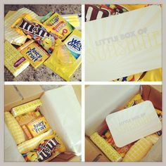 Sunshine Box Printable - such a cute idea to send to someone!