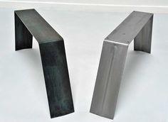 Où trouver des pieds de table haute design pied de table pied
