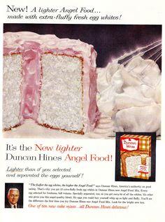Angel food cake mix recipe ideas