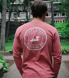 Vintage - Long Sleeve from Great Lakes