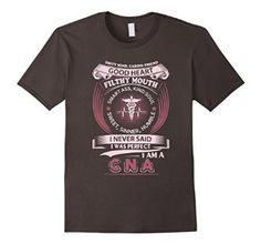 Amazon.com: I Am A CNA T-Shirt: Clothing