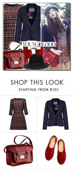 """Young blood"" by leathersatchel ❤ liked on Polyvore featuring Dolce&Gabbana, Joules, Charlotte Olympia and leathersatchel"