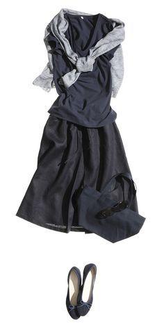 Navy | 衣服雑貨特集 | 無印良品ネットストア