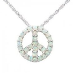 Looking for fine Peace Sign Jewelry