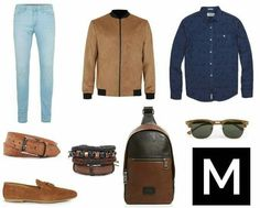 This style and more on MENSWR http://www.menswr.com/outfit/152/ #beautiful #followme #fashion #class #men #accessories #mensclothing #clothing #style #menswr #quality #gentleman #menwithstyle #mens #mensfashion #luxury #mensstyle #jeans #jacket #shirt #loafers #belt #backpack #bracelet #sunglasses