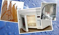 Vaatdoekjes zijn snel een bron van bacteriën  en moeten dagelijks vervangen worden. Je kunt ze natuurlijk gewoon in de was doen. (minimaal 60 gr) Een andere oplossing is 'm twee minuten op vol vermogen in de magnetron te leggen. Spoel het doekje vantevoren even om met wat afwas- of schoonmaakmiddel en leg het nat in de magnetron. (droge doekjes kunnen vlam vatten!) Dan zijn alle bacteriën gedood en is het doekje weer goed voor een hele dag!