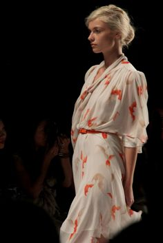 great print & flow (Vivienne Tam S/S 2012)