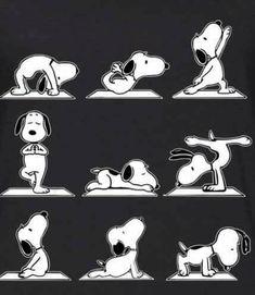 So hübsch! #liebe #yoga #snoopy #erdnüsse #cartoon #cute #cartoon #erdnusse #hubsch #liebe #snoopy