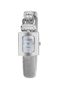 Women's Mesh Wraparound Quartz Watch on HauteLook