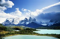 Chile for warmth in the Southern hemisphere.