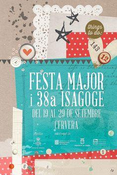 Festa Major del Sant Crist a Cervera (setembre 2014)