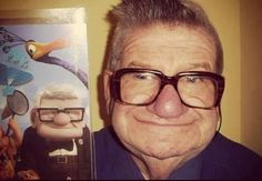 Mr. Fredricksen exists! #Up