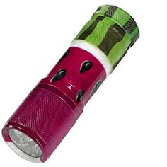 Outback Flashlights 'Sheila' 9-LED Watermelon Flashlight | Overstock.com Shopping - The Best Deals on Flashlights
