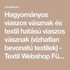 acfdd6226b Hagyományos viaszos vásznak és textil hatású viaszos vásznak (vízhatlan  bevonatú textilek) - Textil Webshop
