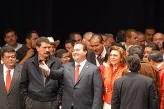 El mandatario veracruzano subrayó su compromiso para que el campo mexicano juegue el papel que le corresponde como generador del progreso y desarrollo del país.